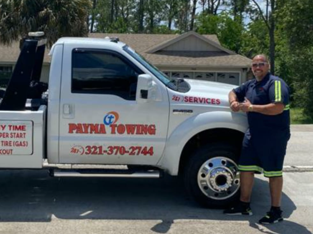 Julio Camacho Of Payma Towing