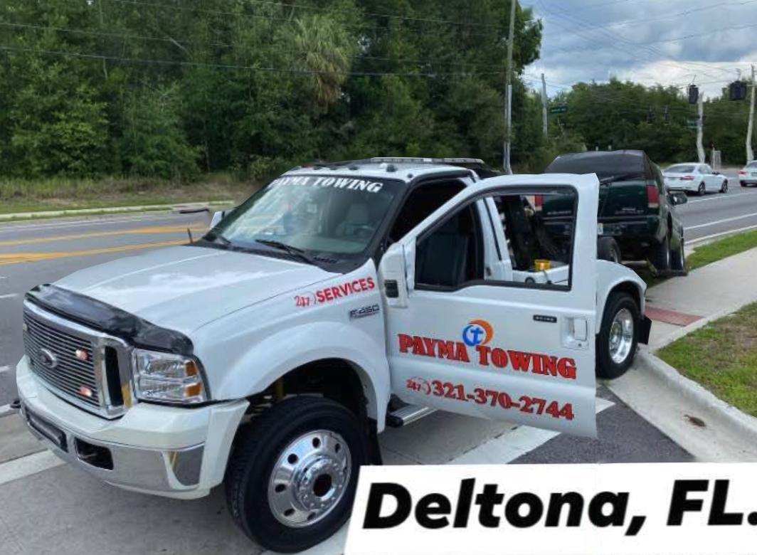 deltona towing